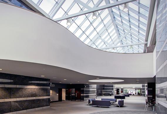 Friday Conference Center Atrium