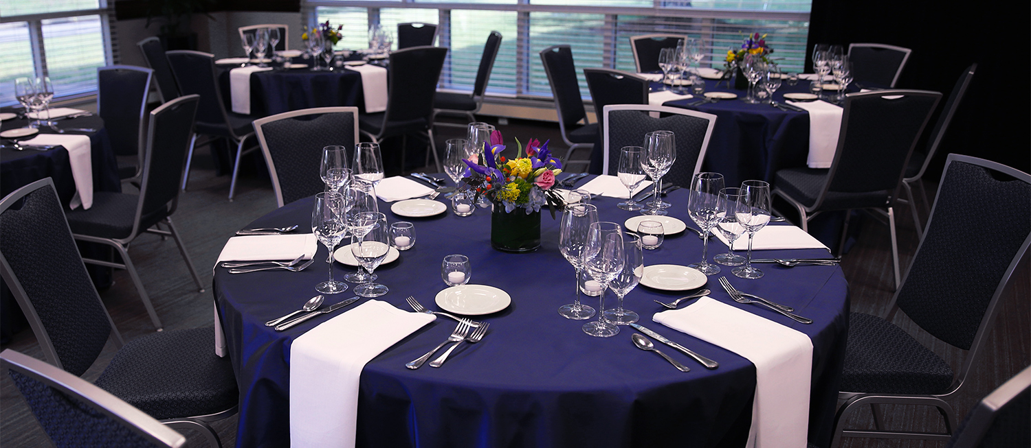 Dining Room at the Friday Conference Center