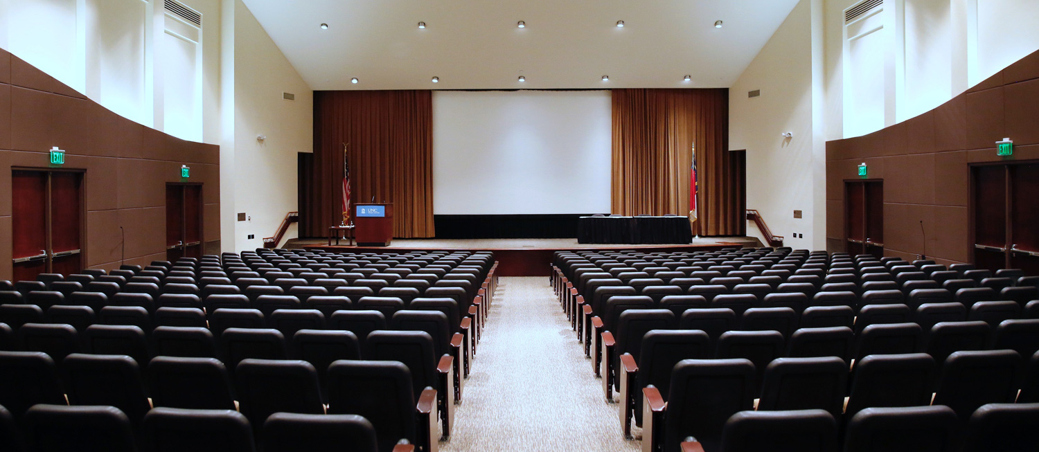 Auditorium at the Friday Conference Center