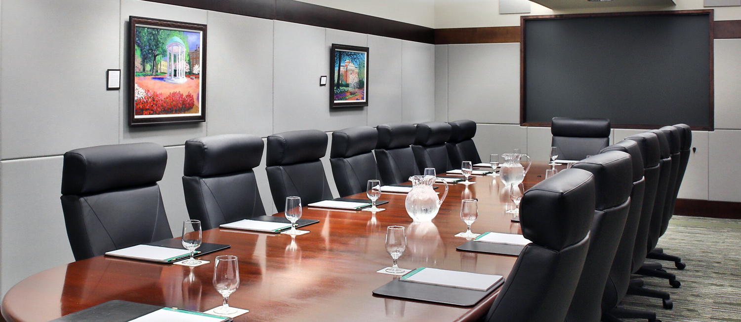 Boardroom at the Friday Conference Center
