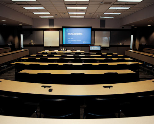 Our rooms are set up in a variety of formats, capable of supporting many event types and sizes